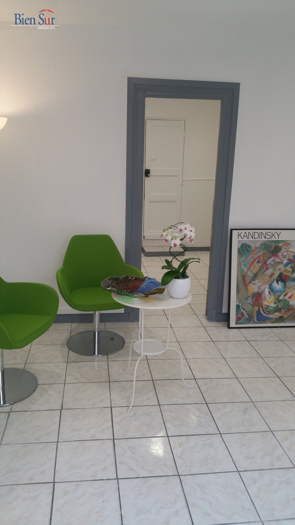 Location Bureau  - 24m² 75013 Paris
